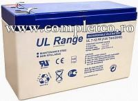 Acumulator Ultracell 12v 7Ah capsulat gel pentru UPS
