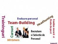 Agentie recrutare personal,Firma de recrutare