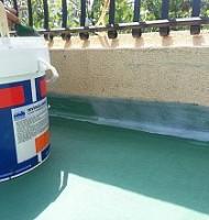 Aplicare hidroizolatie lichida REVIMCA