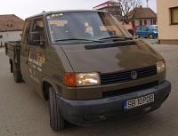 Autoutilitara VW Transporter 4*4