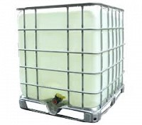 Bazine plastic IBC apa