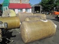 Bazine de fibra sticla ( 600 - 10.000 L)