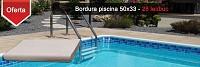 Bordura piscina PIETRA