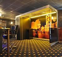 Cabina pentru fumatori Casino-Line