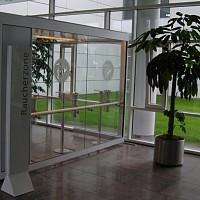 Cabina pentru fumatori Individual-Line