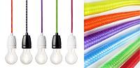Cablu electric material textil