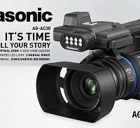 Camera video Panasonic AG-AC30 FULLHD Handheld Camcorder