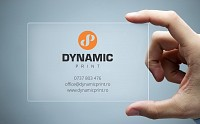 Carti de vizita - Dynamic Print