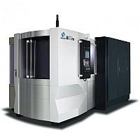 Centru de prelucrat orizontal CNC Makino