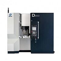 Centru de prelucrat vertical CNC Makino