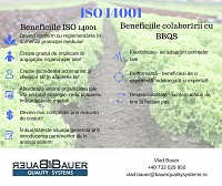 Certificare conform ISO 14001:2015