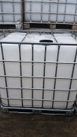 Container IBC folosite