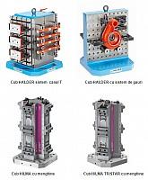 Turnuri de prelucrare pentru CNC