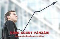 Curs Agent Vanzari