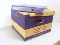 Cutii depozitare documente Arhiva Bucuresti