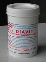 Supliment alimentar DIAVIT X 60 tb PLANTAROM