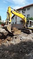 Demolari, excavatii, sapaturi mecanizate