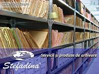 Depozitare si gestionare documente arhivistice