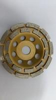 Disc slefuire beton cu diametrul 125 mm