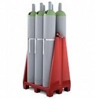 Dispozitiv transport 6 butelii gaz GFP-6