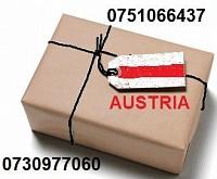 Transport colete Austria - Viena, Graz, Linz