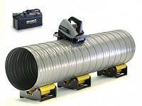 Fierastrau EXACT V1000 pentru debitarea tuburilor spiralate
