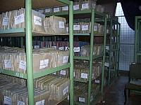 Selectionare dosare arhiva