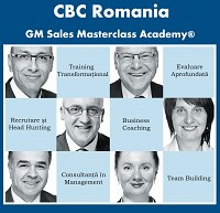 Curs training GM Sales Masterclass Academy