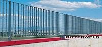 Gard metalic electroforjat