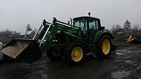 Tractor John Deere 6630cu incarcator frontal