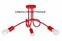 LUSTRE MODERNE ROSII LCD-NLU-543207