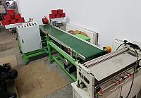 Masina semiautomata de produs cutii rotunde