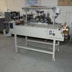 Masina produs semiautomata de scoarte/coperti tari