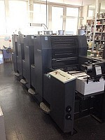 Masini de tipar offset
