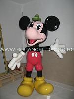Mickey mouse din polistiren