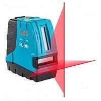 Nivela laser liniara EL 609 - fara trepied - cruce laser