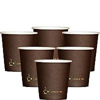 PAHARE DE CARTON CAFEA