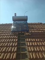 Panouri solare cu tuburi vidate 100L