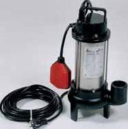 Pompa submersibila automata de ape uzate: Semisom 265 automa