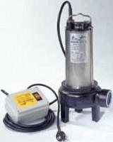 Pompa submersibila de ape uzate: Semisom 450 automatic