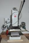 Presa imprimare folio la cald HX 358