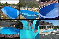 Modernizare piscine polipropilena