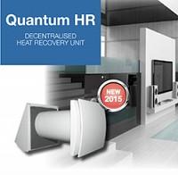 Recuperator de caldura Quantum HR
