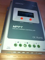 Controler solar fotovoltaic, Regulator solar MPPT 30A