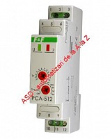 Releu de timp PCA-512