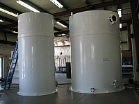 Rezervoare industriale polietilena si polipropilena