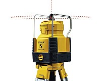 Nivela laser rotativ LAPR 150 cu trepied si rigla de nivelar
