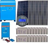 Sistem fotovoltaic Off Grid VLM 4500Wp-48 V!