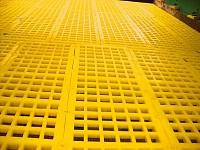 Site din poliuretan modulare cu fixare prin pin