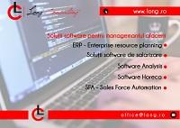 Solutii software pentru managementul afacerii